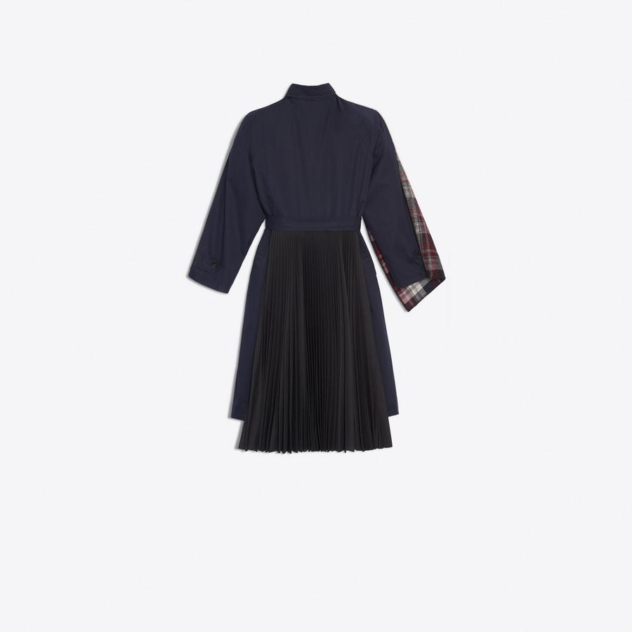 BALENCIAGA Hybrid Car Coat Coats Woman d