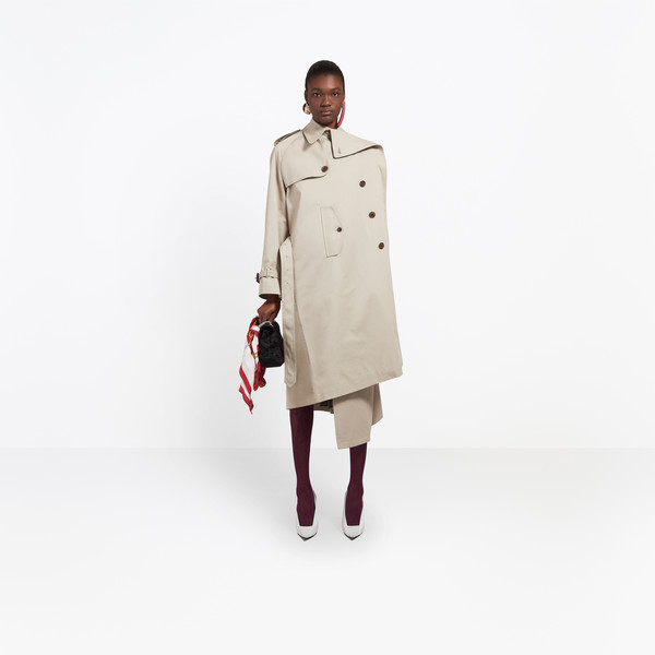 Pulled Trench