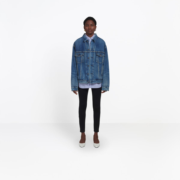 Like a Man Denim-Jacke