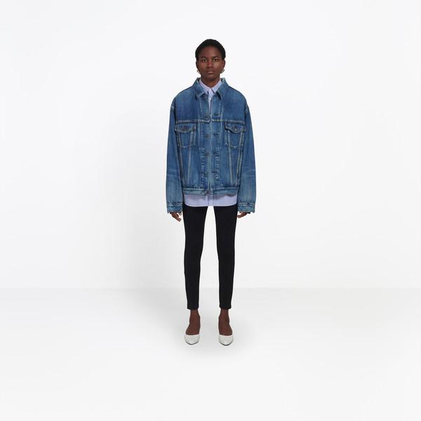 BALENCIAGA Jacket D Like a Man Denim Jacket g
