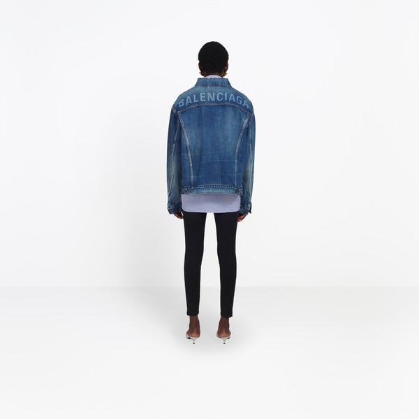 BALENCIAGA Jacket D Like a Man Denim Jacket h