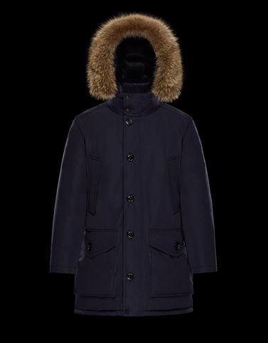 Moncler Jackets & Coats Man: RIVER