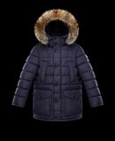 MONCLER CLUNY - Coats - men