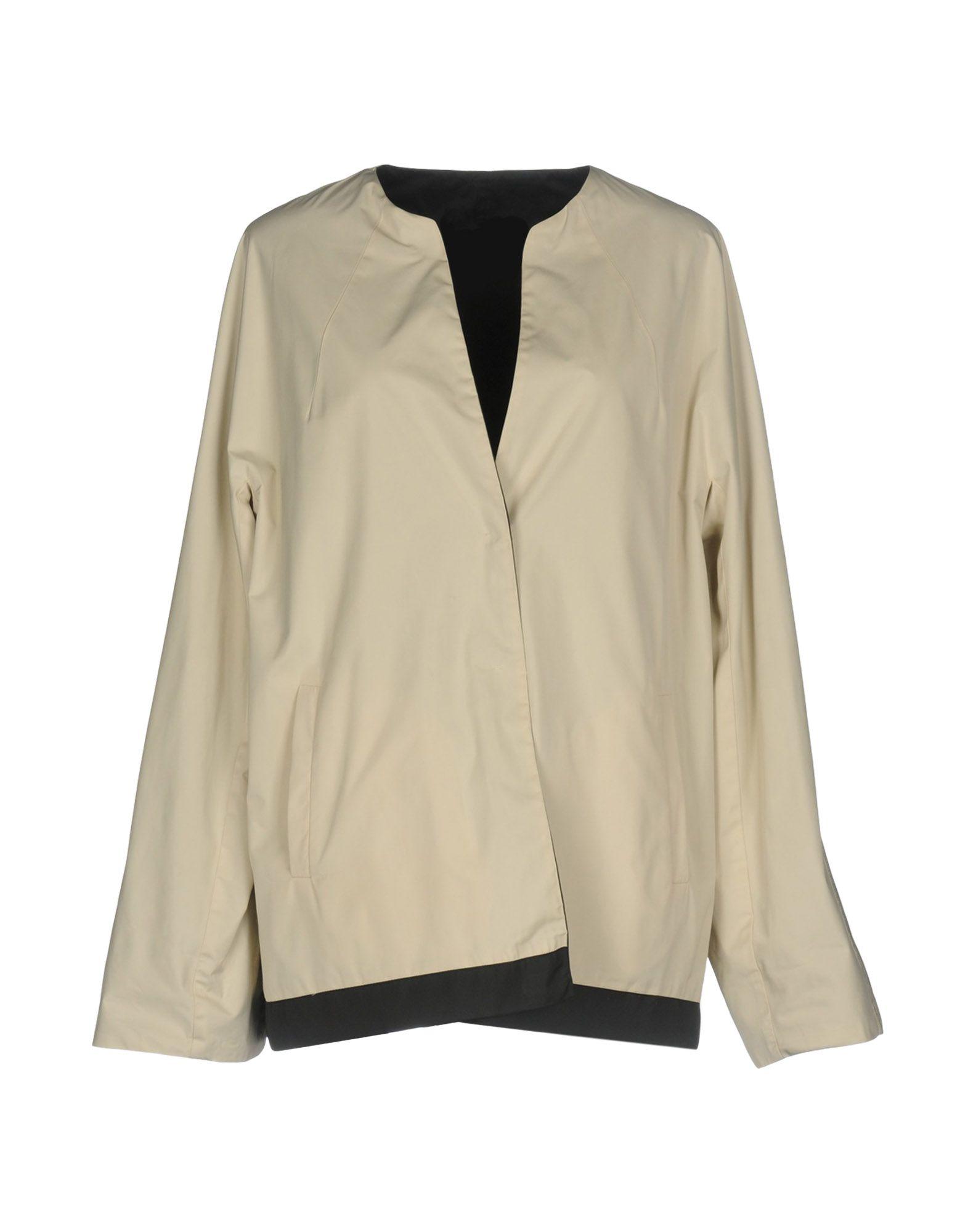 цены на LES COPAINS Легкое пальто в интернет-магазинах