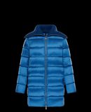 MONCLER LABURNUM - Long outerwear - women