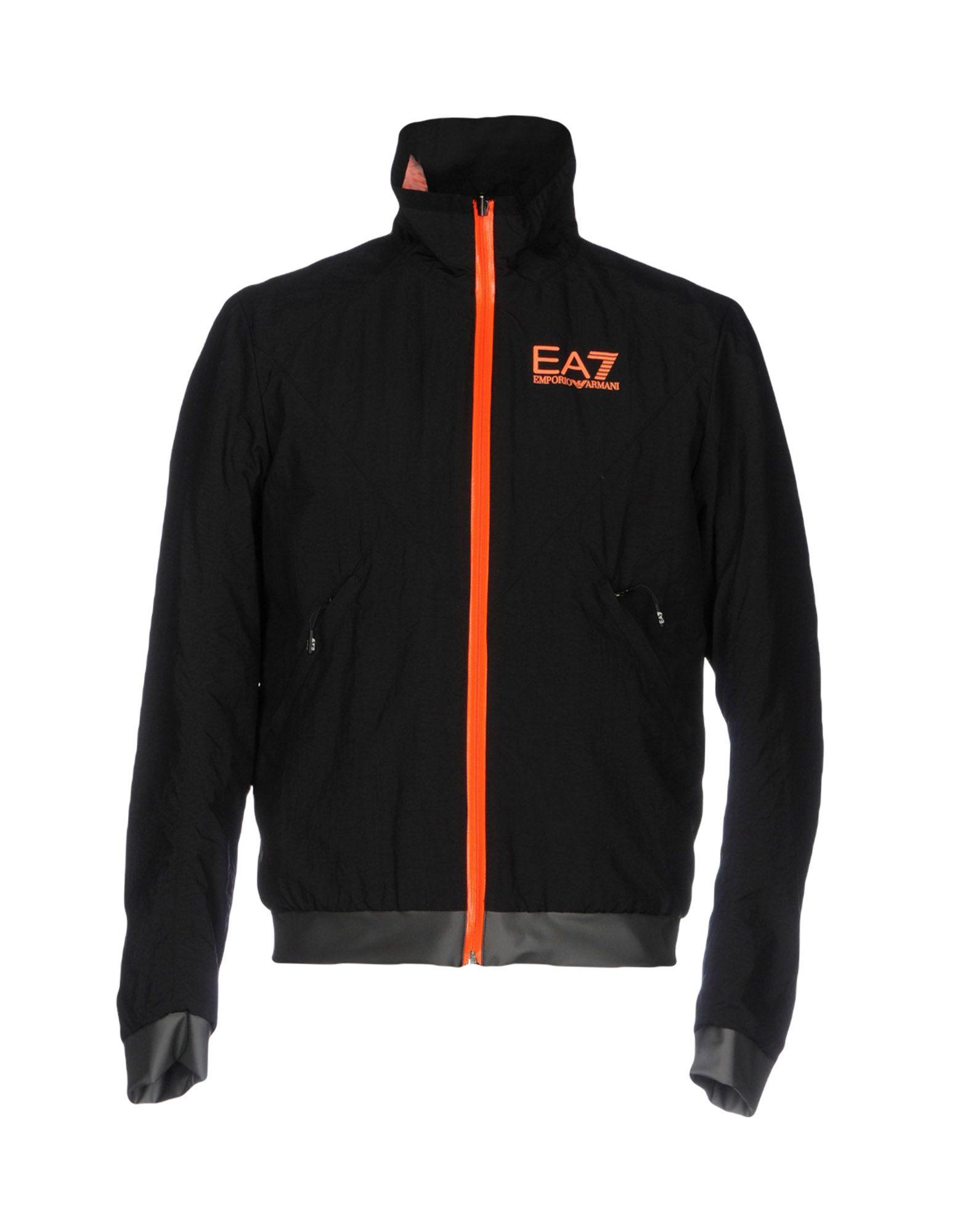 купить EA7 Куртка по цене 60000 рублей