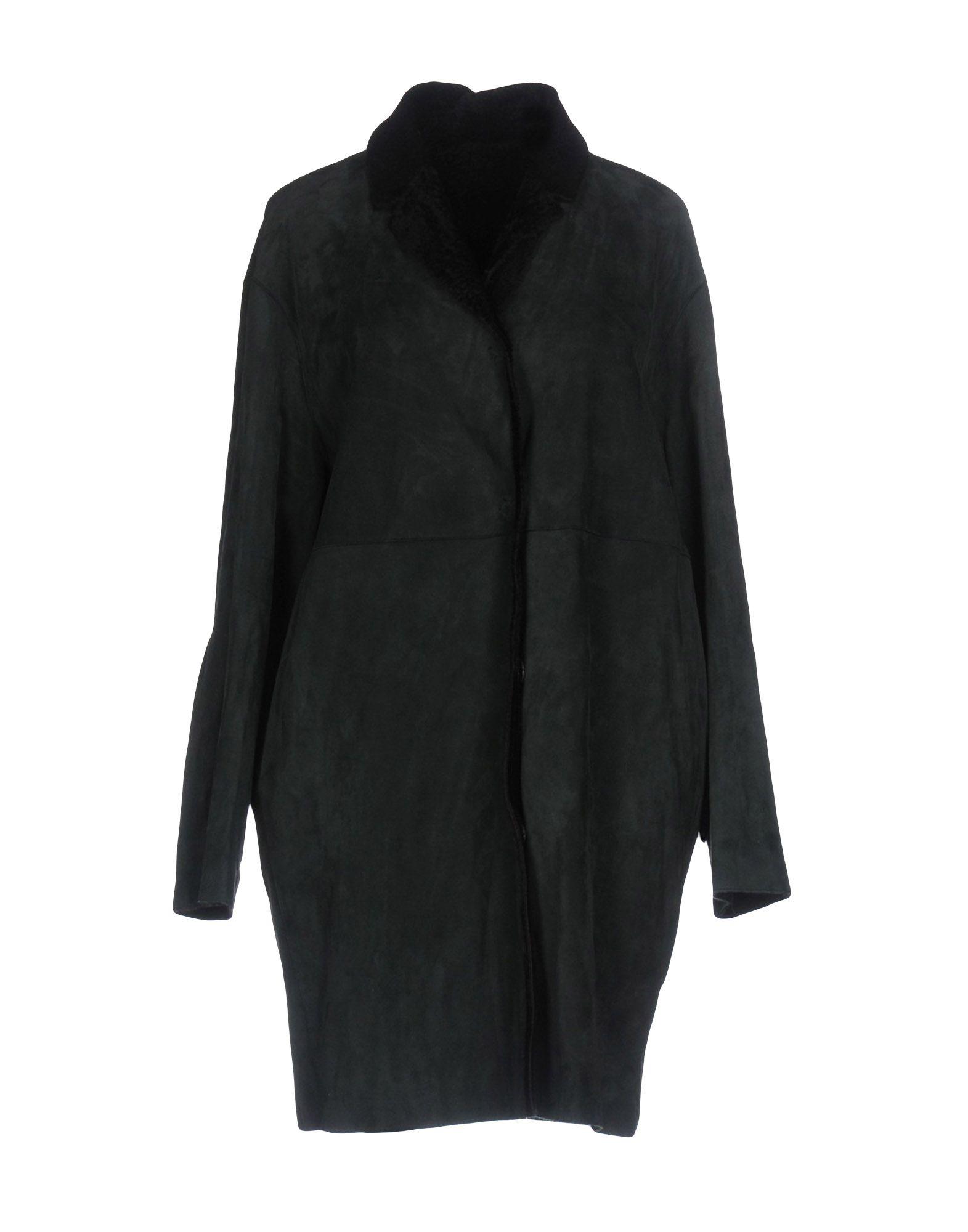 YVES SALOMON Пальто цена