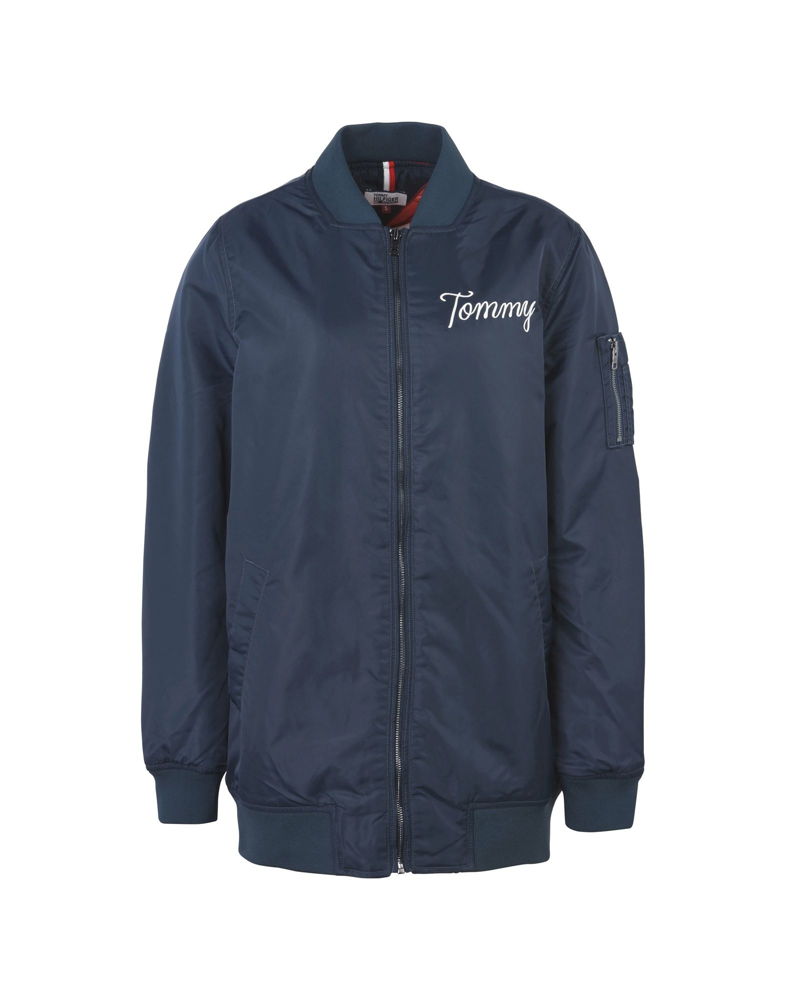 TOMMY HILFIGER DENIM Куртка куртка утепленная tommy hilfiger denim tommy hilfiger denim to013ewufk01