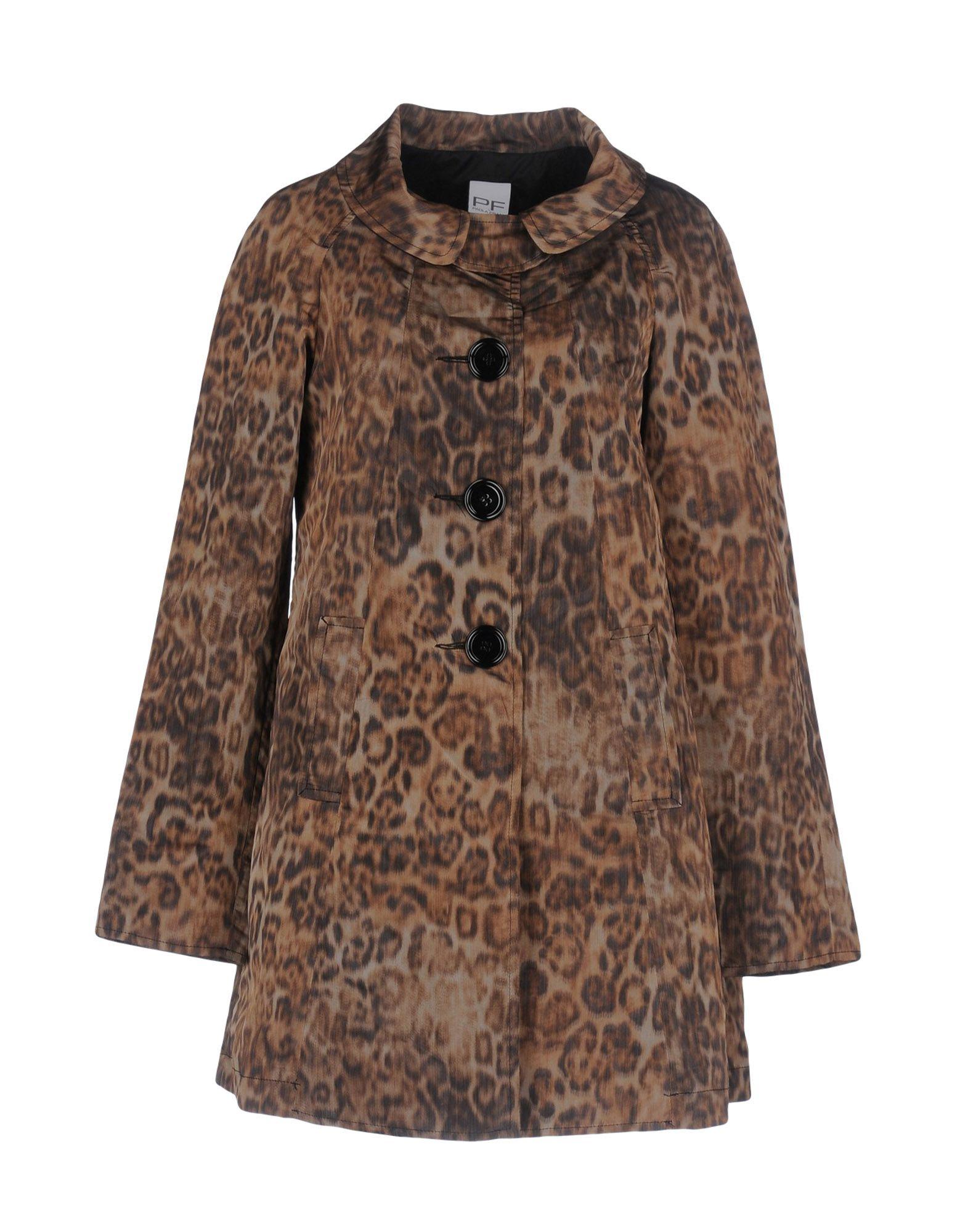 PF PAOLA FRANI Легкое пальто mantra paola 3532
