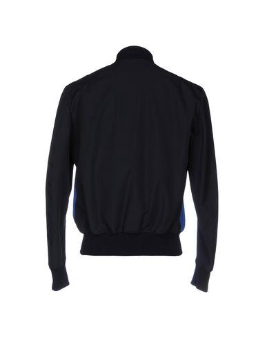 Фото 2 - Мужскую куртку YOON лазурного цвета
