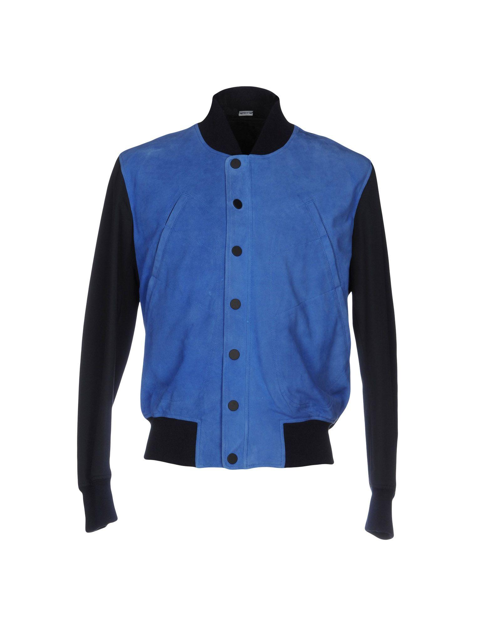 YOON Куртка замшевая куртка