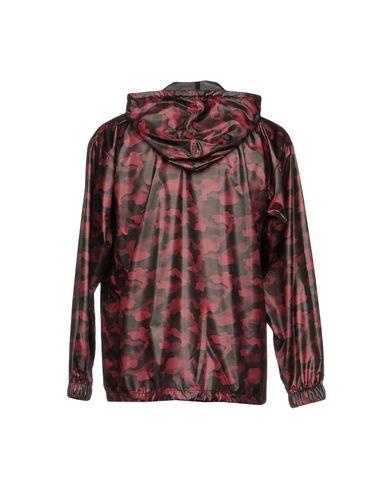 Фото 2 - Мужскую куртку YOON цвет пурпурный