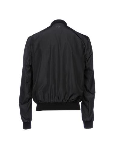 Фото 2 - Мужскую куртку URBAN LES HOMMES черного цвета