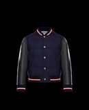 MONCLER BOMBER JACKET - Overcoats - men