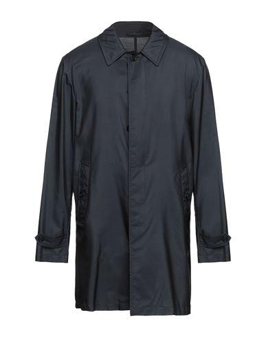 Фото - Легкое пальто от SEALUP темно-синего цвета