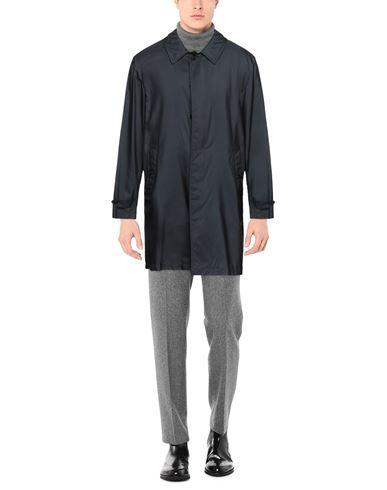 Фото 2 - Легкое пальто от SEALUP темно-синего цвета