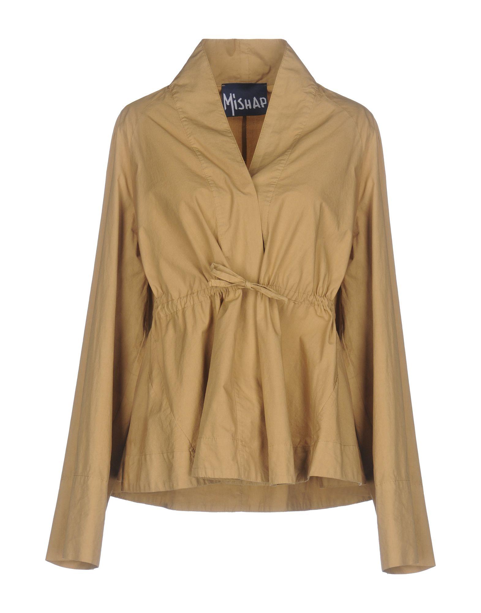 MISHAP Легкое пальто