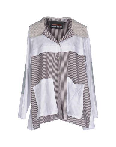 Фото - Женскую куртку COLLECTION PRIVĒE? белого цвета