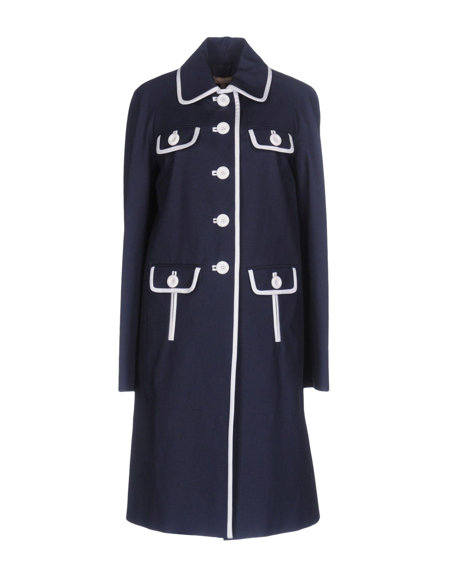 MICHAEL KORS COLLECTION Легкое пальто michael kors collection пальто