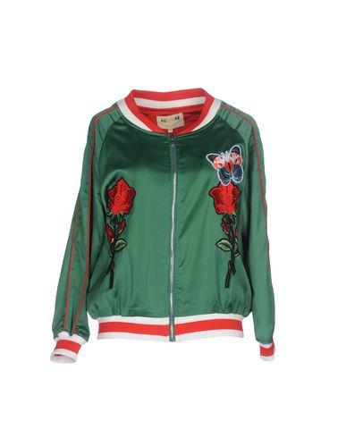 Фото - Женскую куртку MUST зеленого цвета