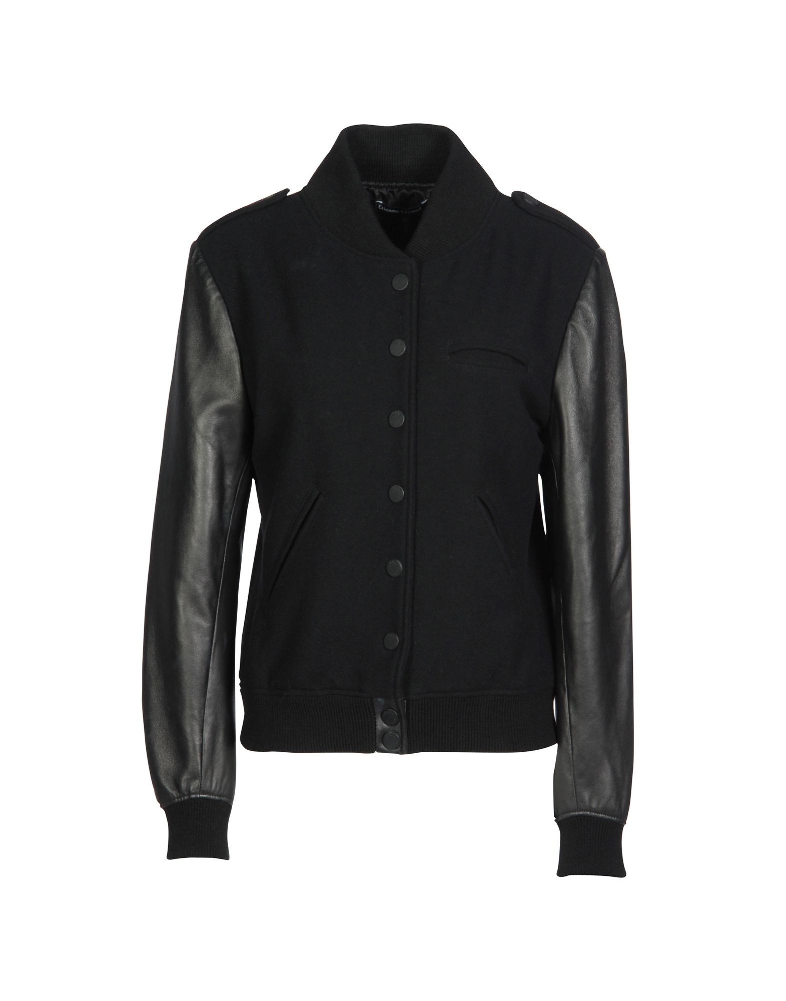 ETIENNE MARCEL Jackets in Black