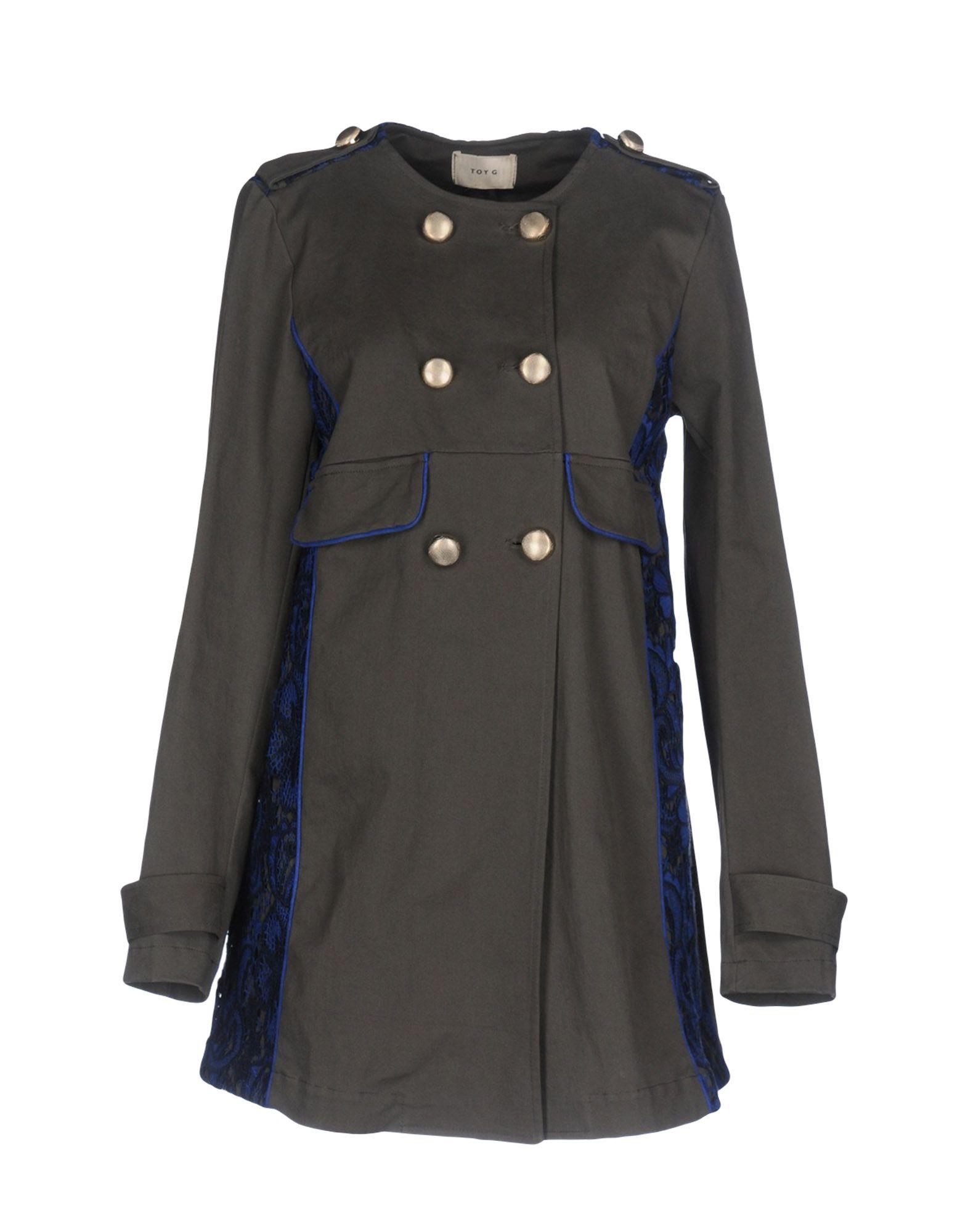 TOY G. Легкое пальто mresale легкое пальто