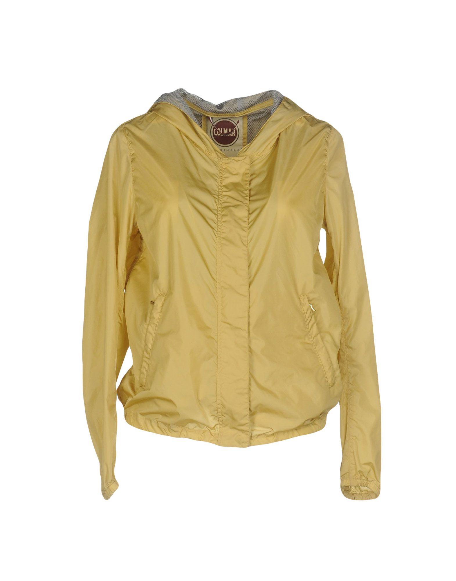 COLMAR ORIGINALS Jacket in Yellow