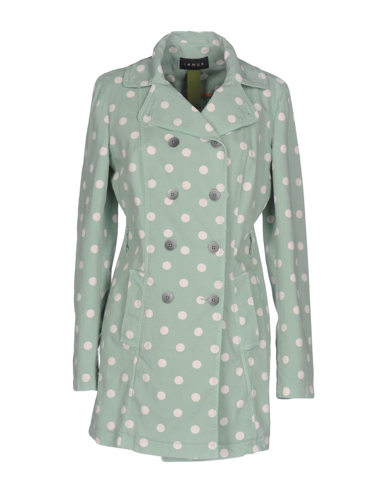 IANUX Легкое пальто mresale легкое пальто