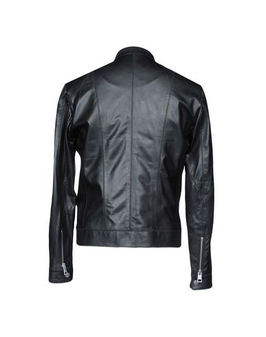 Фото 2 - Мужскую куртку BRIAN DALES черного цвета