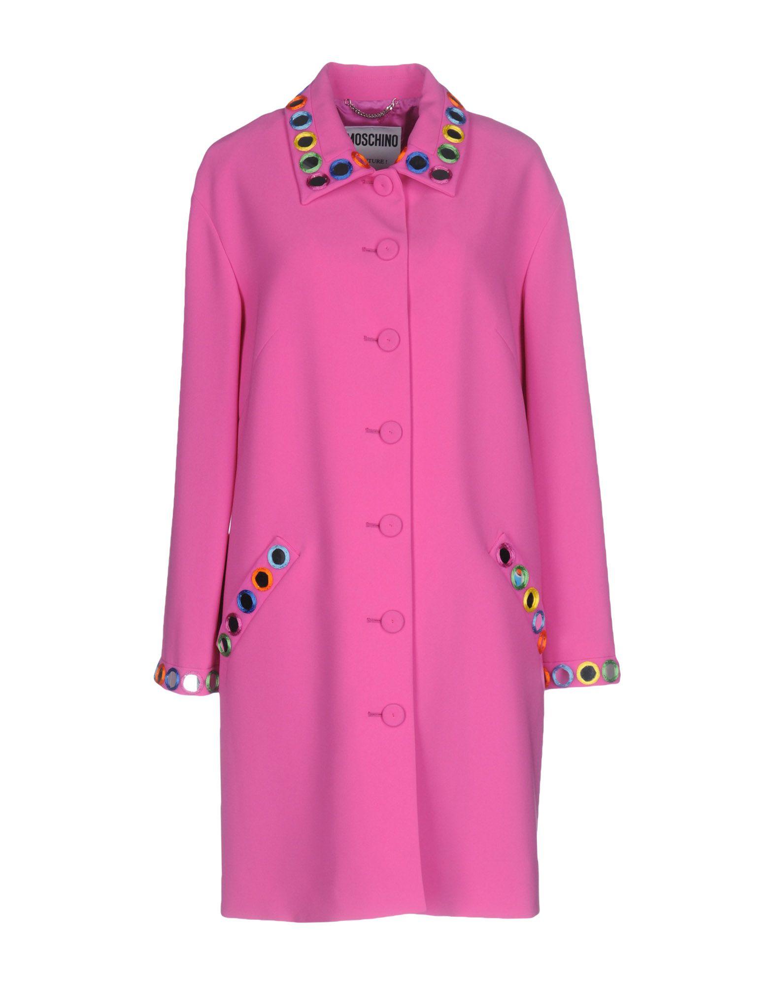 MOSCHINO COUTURE Пальто moschino couture сандалии
