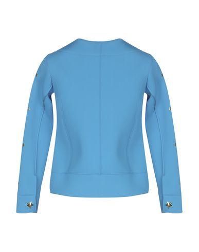 Фото 2 - Женскую куртку  бирюзового цвета