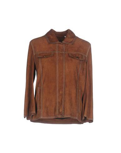 Фото - Женскую куртку TWINSET коричневого цвета
