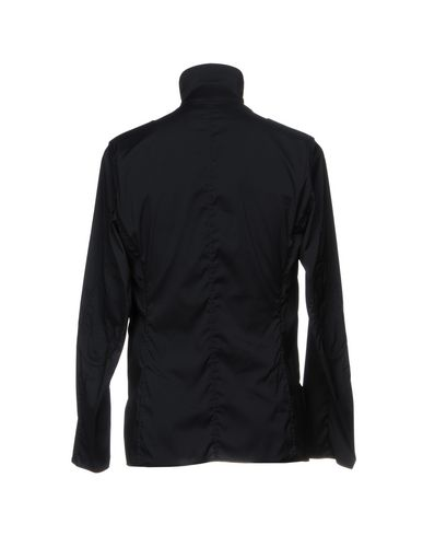 Фото 2 - Мужскую куртку SEALUP темно-синего цвета