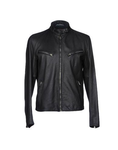 Фото - Мужскую куртку STEWART черного цвета