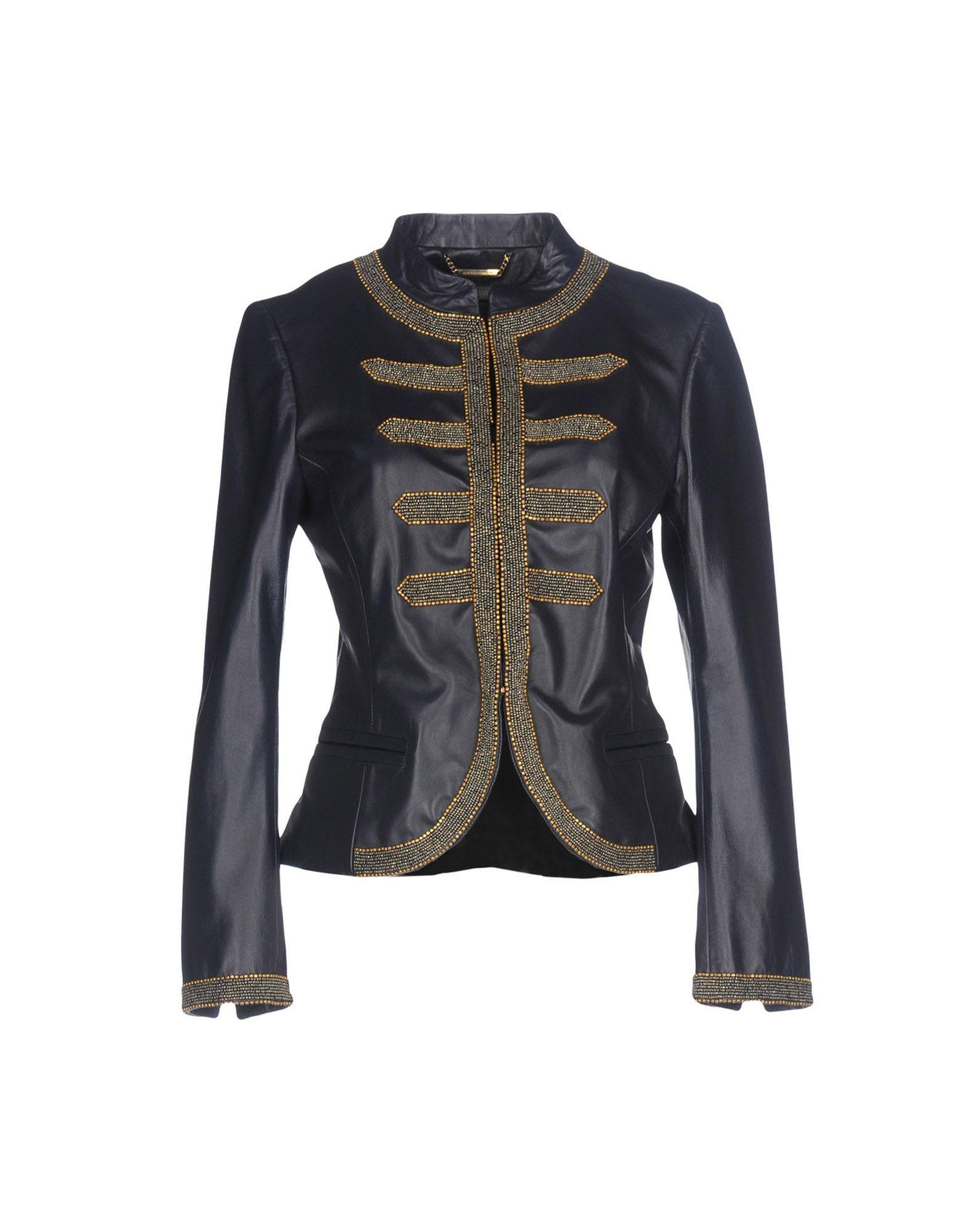 Outfit | ALBERTA FERRETTI Damen Jacke Farbe Dunkelblau Größe 5