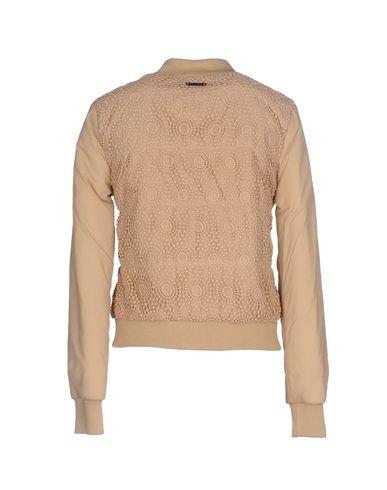Фото 2 - Женскую куртку TWINSET цвет песочный