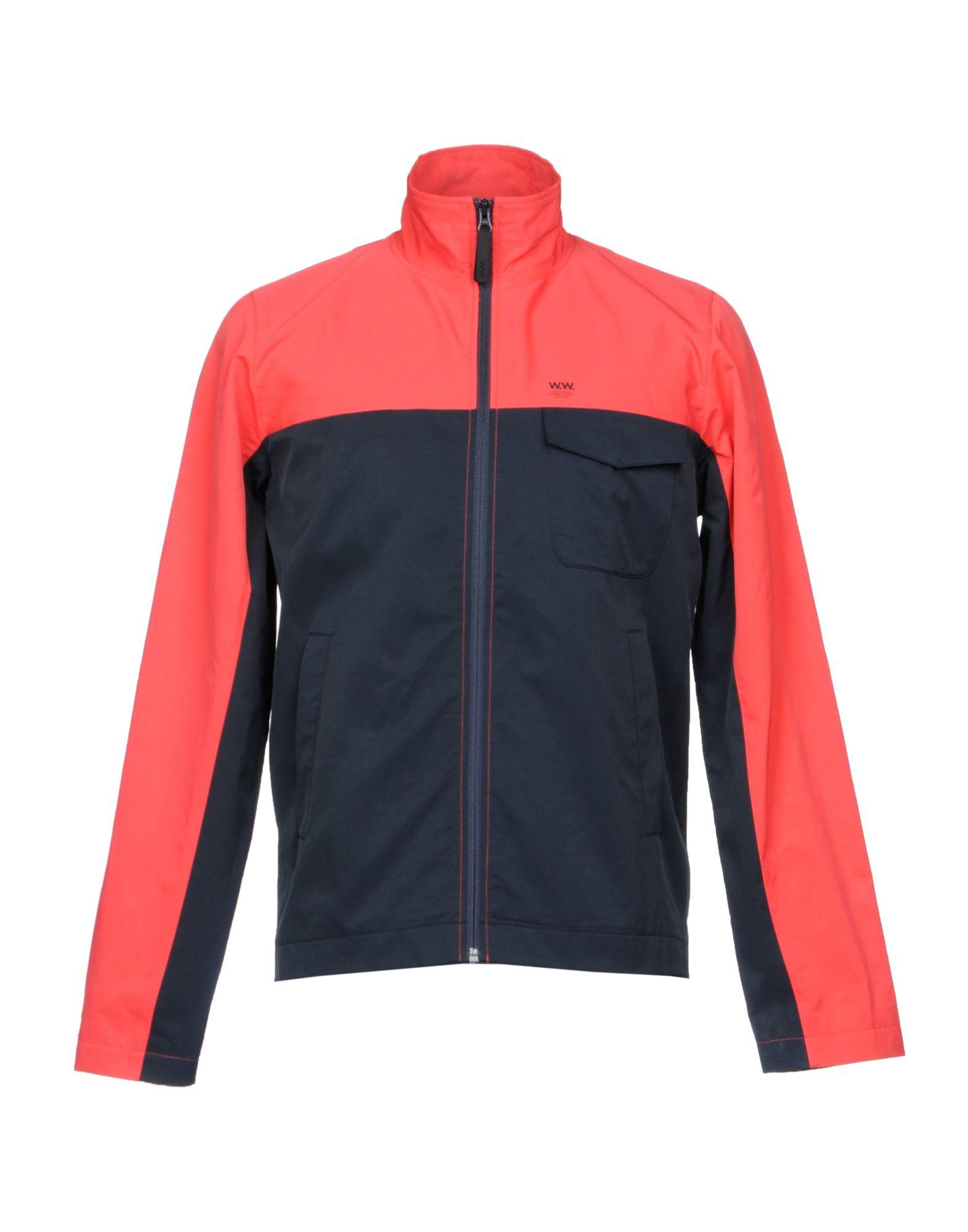 WOOD WOOD Куртка wood wood джинсовая верхняя одежда