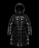 MONCLER AMELANCHIER - Long outerwear - women