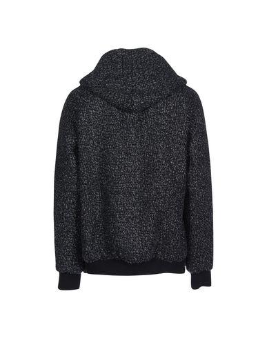 Фото 2 - Легкое пальто свинцово-серого цвета