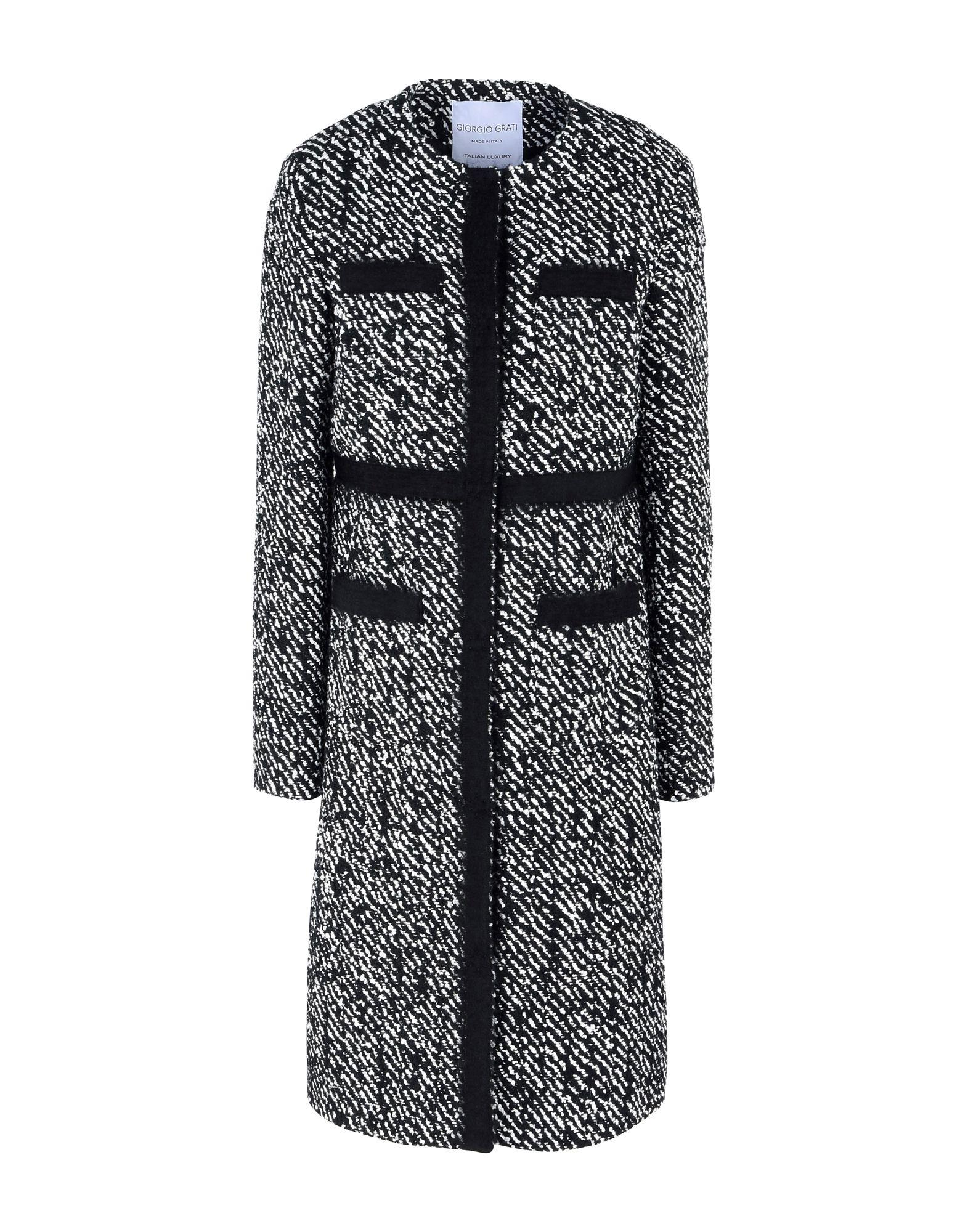 GIORGIO GRATI Пальто giorgio grati легкое пальто
