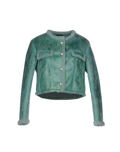 Фото - Женскую куртку  светло-зеленого цвета