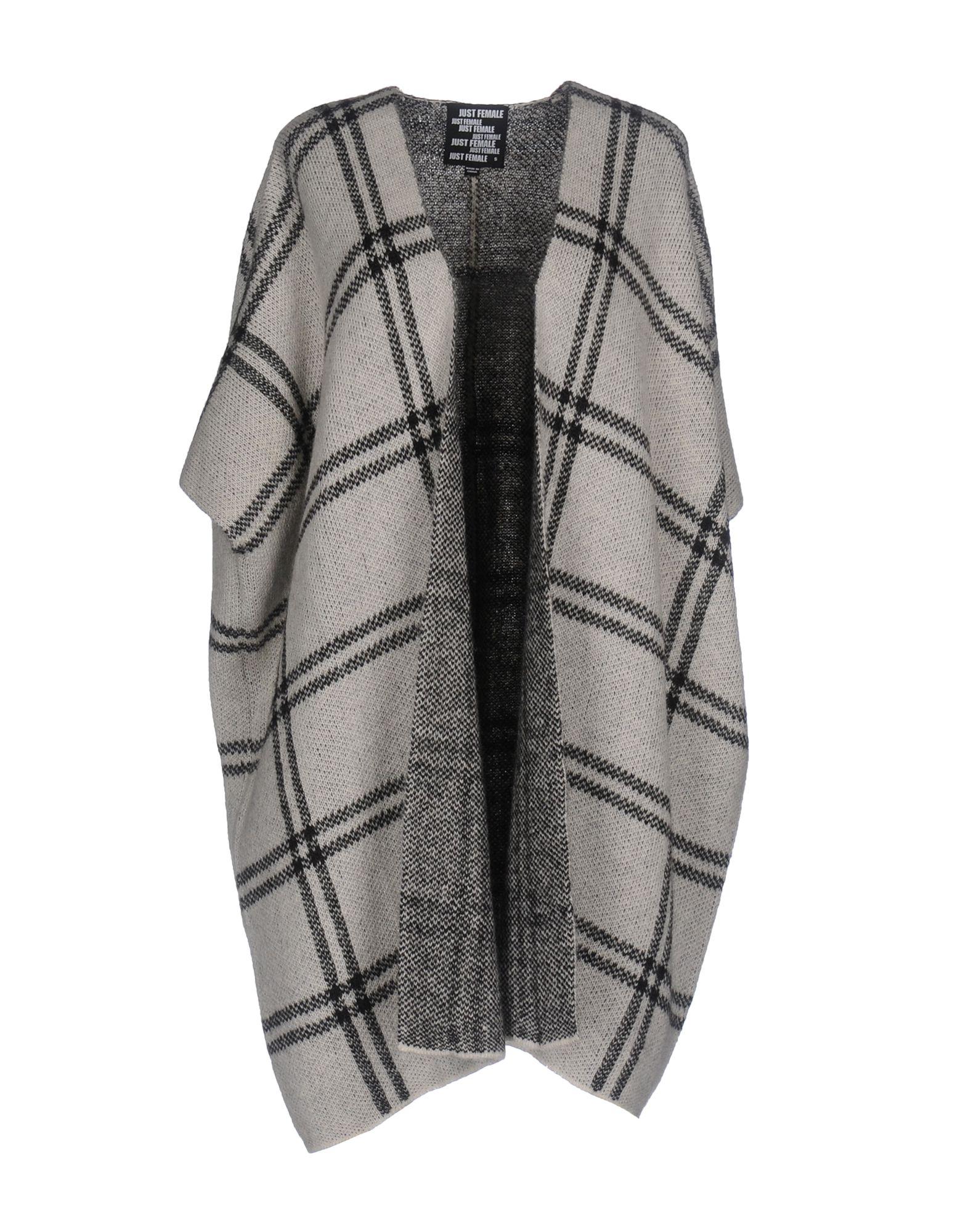 JUST FEMALE Легкое пальто пальто naumi пальто короткие