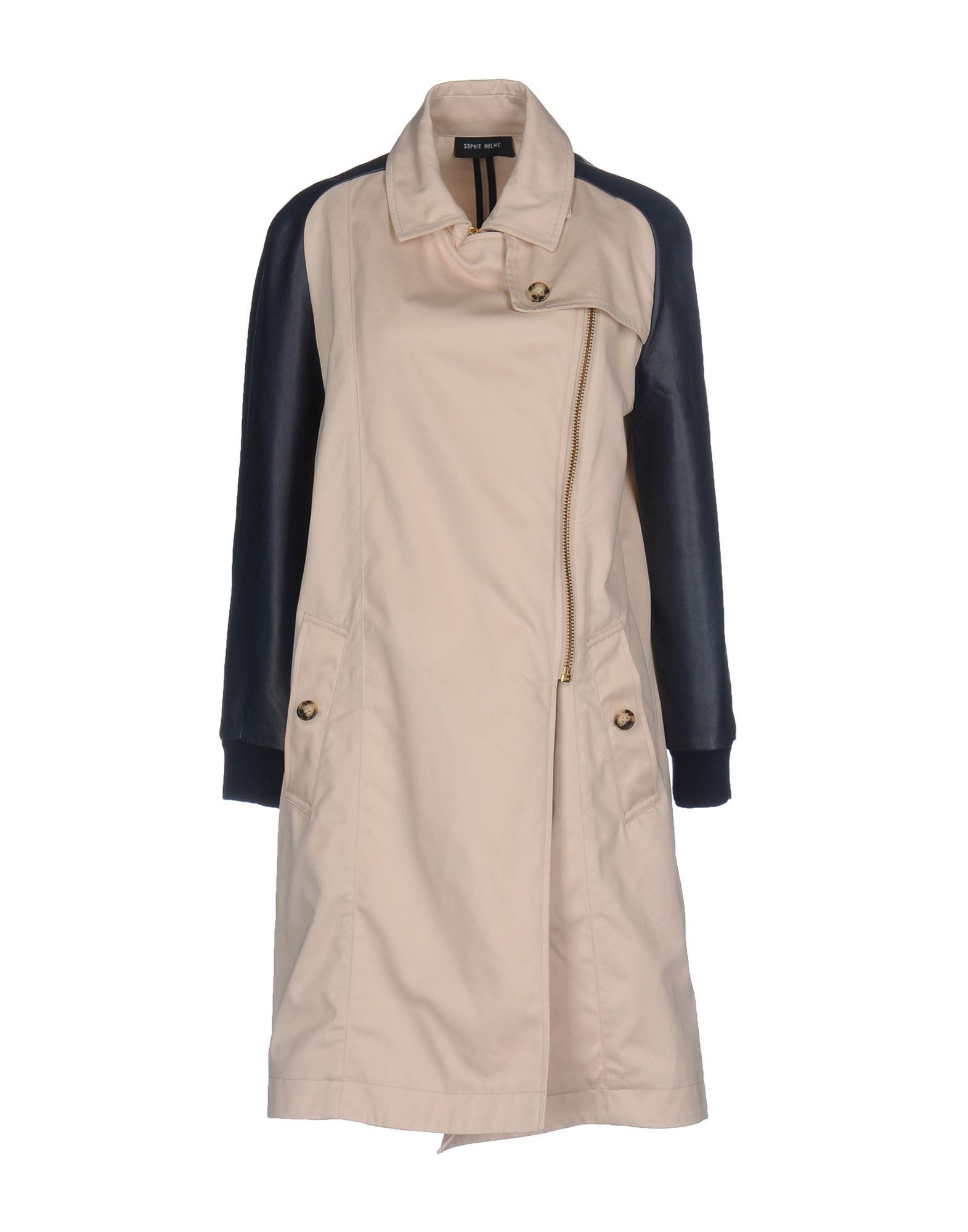 где купить  SOPHIE HULME Легкое пальто  по лучшей цене