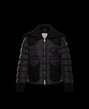MONCLER HOSTA - Overcoats - women