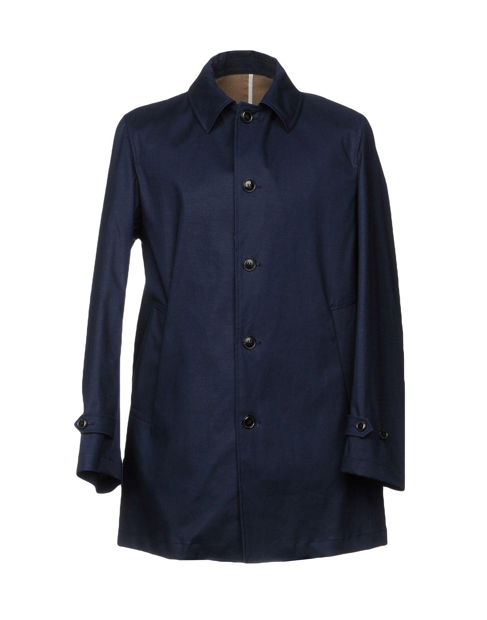 ALTEA dal 1973 Легкое пальто altea dal 1973 джинсовая рубашка