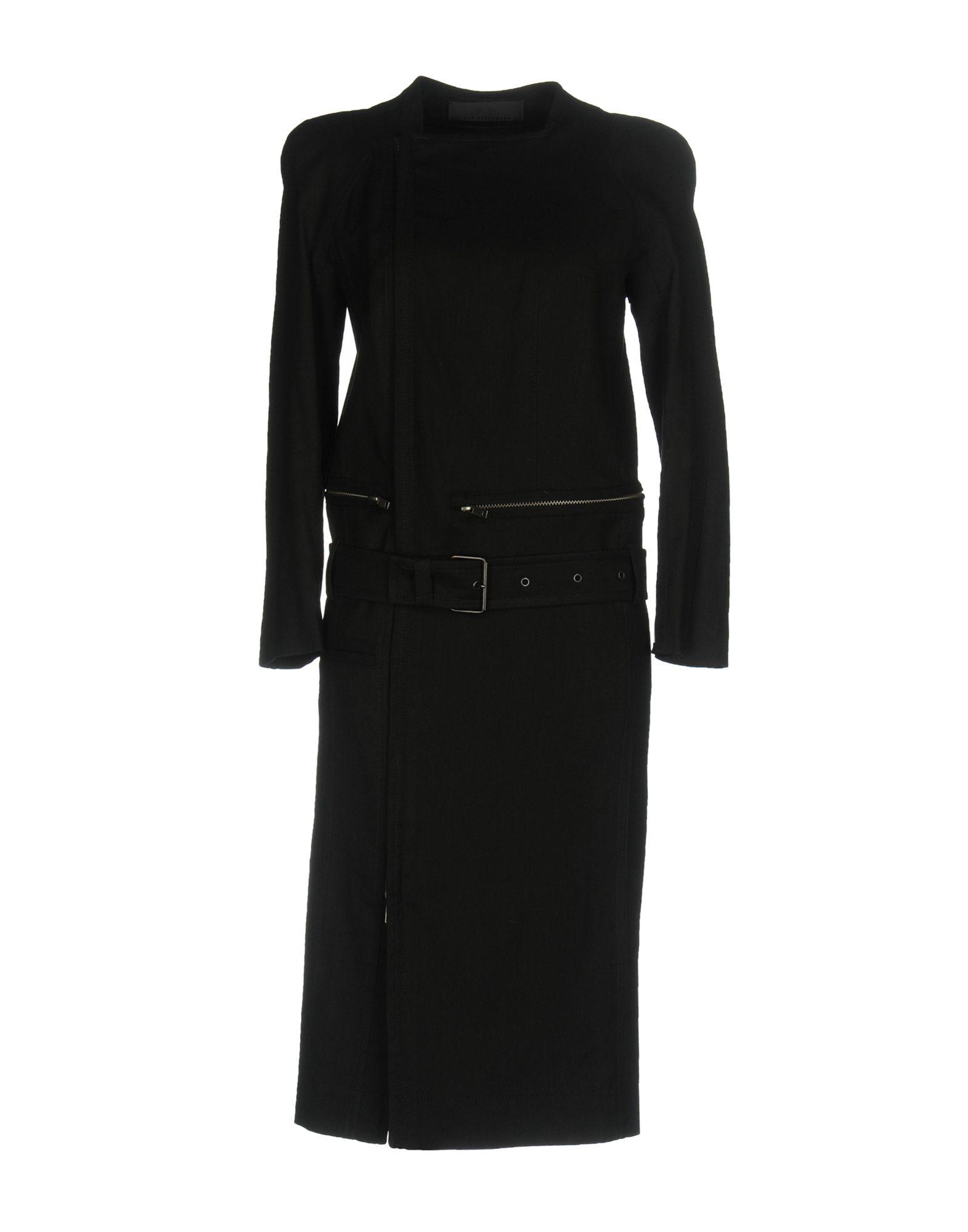 HAIDER ACKERMANN Джинсовая верхняя одежда верхняя одежда
