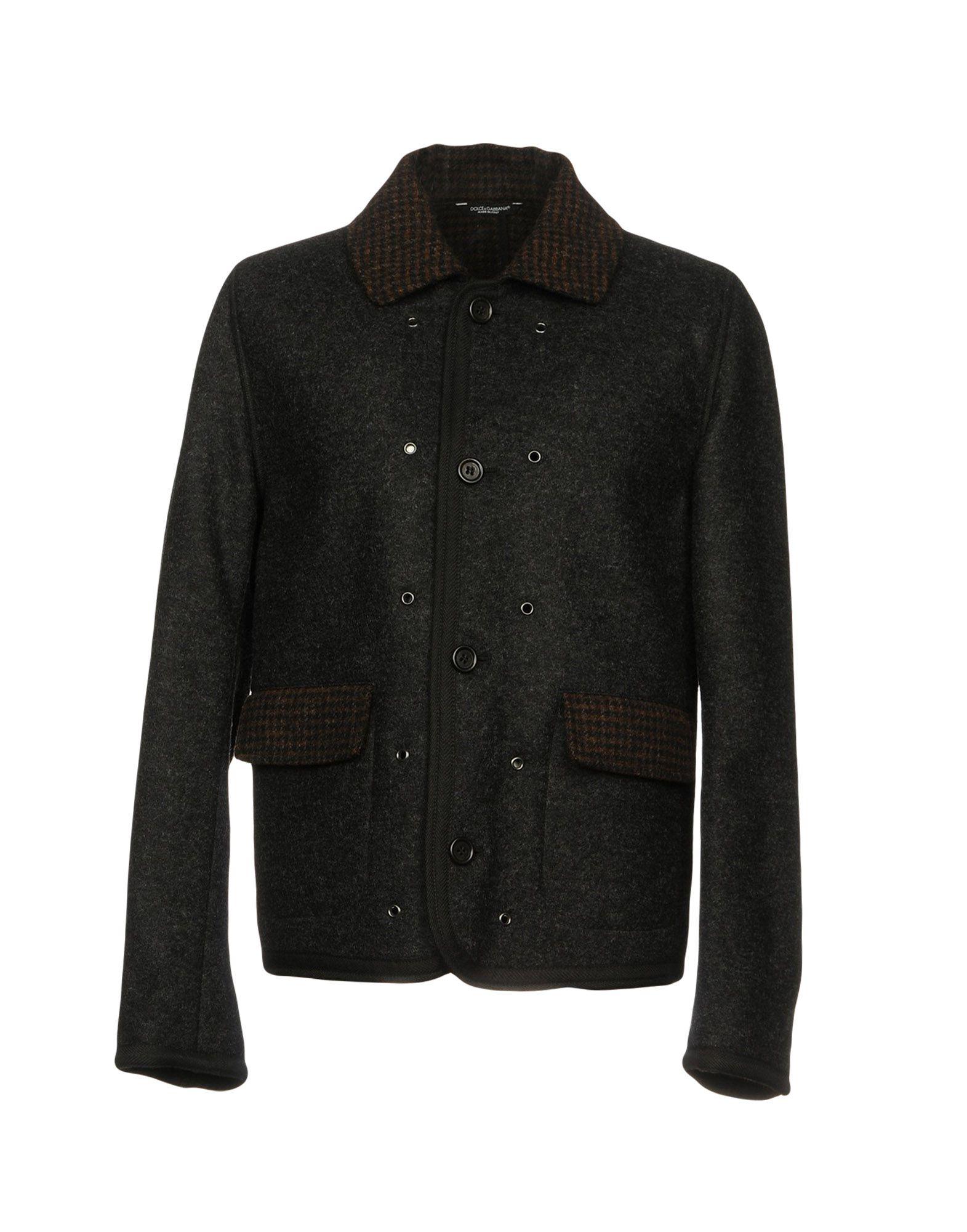 DOLCE & GABBANA Куртка одежда из кожи dolce gabbana g9z03l fult6 dolce