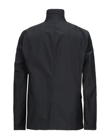 Фото 2 - Легкое пальто от FAY темно-синего цвета