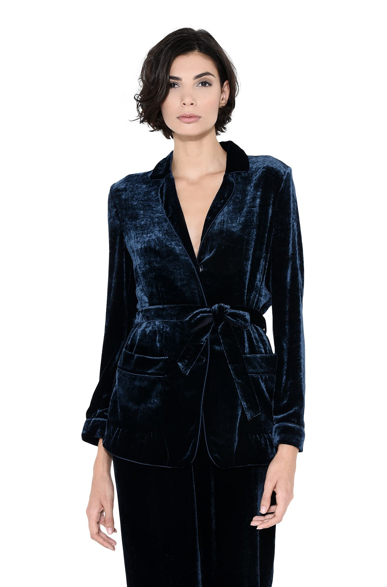 ALBERTA FERRETTI Coat D Coat with winged lion r