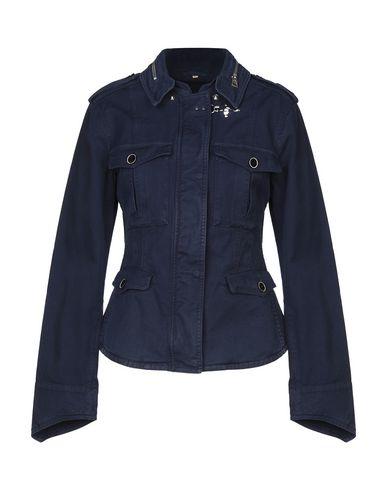 Фото - Женскую куртку FAY темно-синего цвета